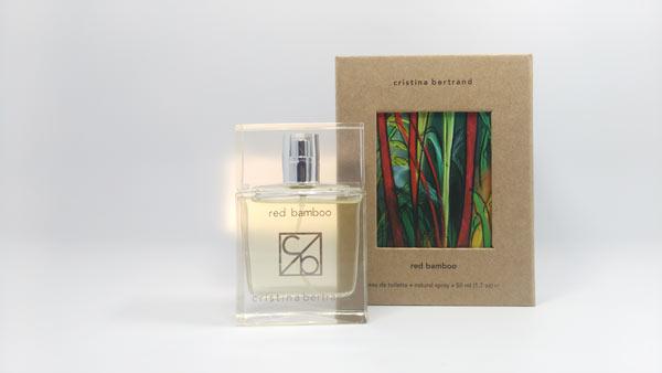 Perfume Red Bamboo - Cristina Bertrand