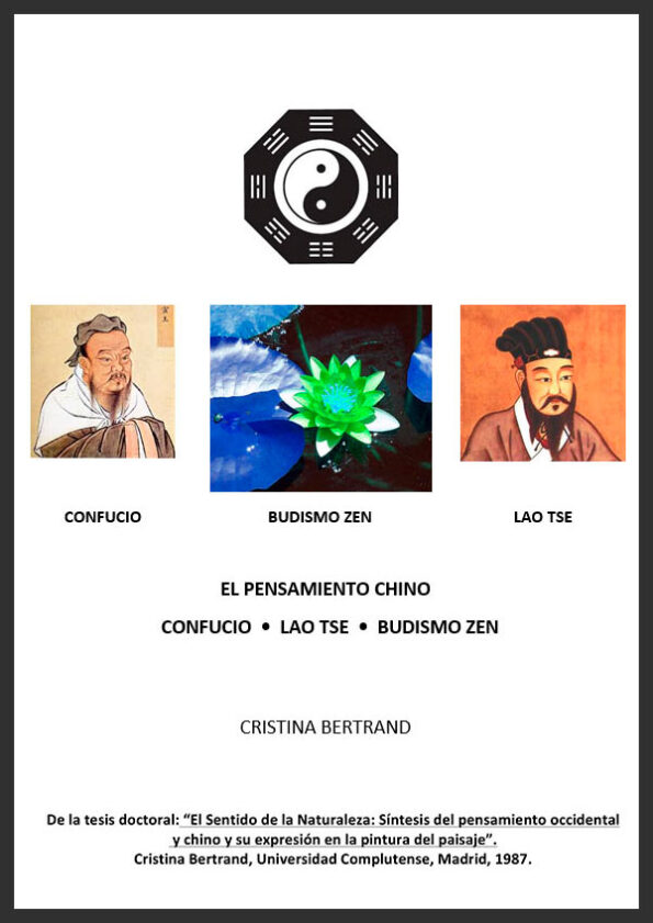 Pensamiento Chino Spanish Cover