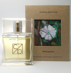 Perfume White Jasmine - Cristina Bertrand